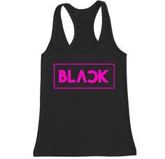 Women's BLACKPINK Racerback Tank Top