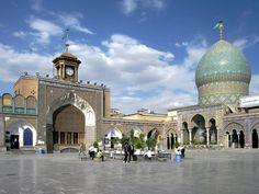 Holy Shrine of Abdulazim