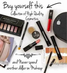 Get this amazing collection high quality of Younique makeup for only $99.  You choose whether you just want to makeup or whether you want to earn a income.   Learn more here:  https://www.youniqueproducts.com/lashestothemax/business/kit#.VjgfNyshNaY 3d Lash Mascara, Perfect Eyeliner, Younique Presenter, Be Your Own Boss, Bronzer, Concealer, Makeup Tips, Liquid Foundation, Blusher