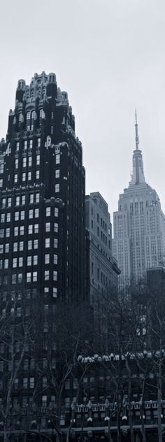 NYC - View from Bryant Park