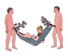 As ilustrações eróticas e provocativas da francesa Marion Fayolle | Quem Inova