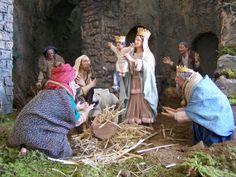 Natività Presepe in Basilicata a Helsinki