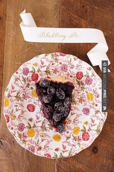 Neat! - blackberry pie | Joey & Jessica | CHECK OUT MORE IDEAS AT WEDDINGPINS.NET | #weddings #rustic #rusticwedding #rusticweddings #weddingplanning #coolideas #events #forweddings #vintage #romance #beauty #planners #weddingdecor #vintagewedding #eventplanners #weddingornaments #weddingcake #brides #grooms #weddinginvitations