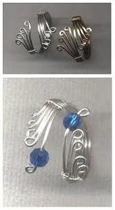 Wire wrap rings