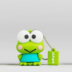 Keroppi USB Stick 4GB. [For Childhood and Products I love]