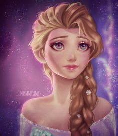 Elsa by Nummyumy on DeviantArt