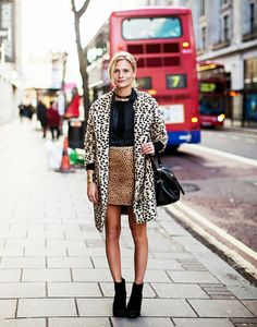How to do animal print the right way: