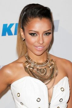 Kat Graham - hair make up! <3 she's such a doll!
