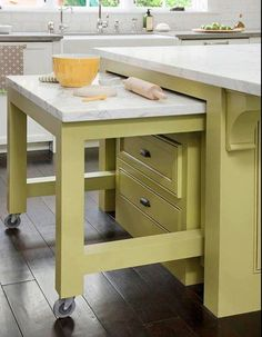 This could work for extra seating in a small kitchen also
