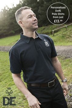 The Duke of Edinburgh's Award  Personalised clothing from SWI #Dofe #Craghoppers #Personalisation