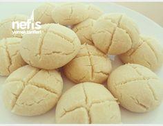 5 Min 3 Flour Cookies Recipe with 3 Ingredients - eo muffin vegan muffin recipe muffin Muffin Recipes, Cookie Recipes, Snack Recipes, Snacks, No Flour Cookies, Cookie Bars, 3 Ingredients, Chips, Food And Drink