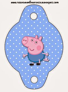 George Pig Free Party Printables and Images.                                                                                                                                                                                 More
