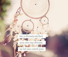 So let me catch you~