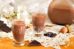 Шоколадный ликер - рецепт с фото