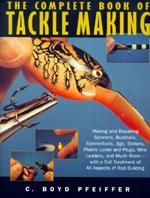 Lure making books to help get you started on a fun hobby.