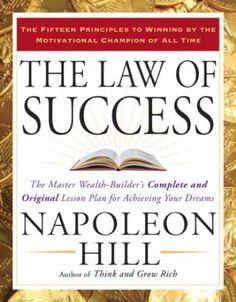 The Law Of Success - 1928 - Napoleon Hill