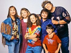 Roseanne! I can watch this all day everyday. Of all the shows I like, it's like top 3 because it depicts a real American family with real problems. It's about as real as you can get without it being one of those stupid reality tv shows. Besides, it's hilarious. Love it!