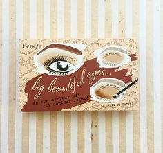big beautiful eyes eyeshadow palette | Benefit Cosmetics xx