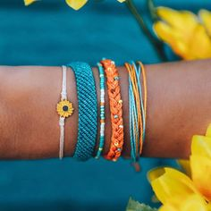 Dreaming Outloud Pack Enjoy OFF your next Pura Vida purchase by using code: at checkout! Purvida Bracelets, Beach Bracelets, Summer Bracelets, Bracelet Crafts, Handmade Bracelets, Friendship Bracelets, Trendy Bracelets, Colorful Bracelets, Bracelet Making