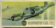 AIRFIX Beaufighter T.F.X. (1/72)