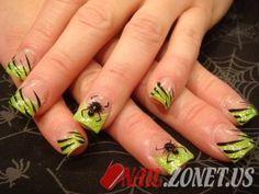 Cute Halloween Nail Designs 1