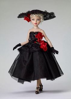 Ellowyne Wilde - Vintage Treasures - Paris Fashion Doll Festival 2013