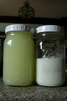 Homemade Greek Yogurt Recipe
