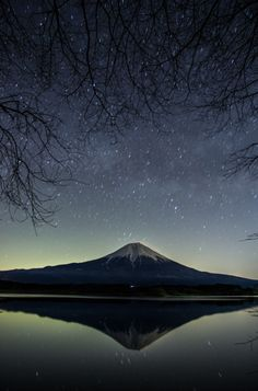 the World Heritage, Mt. Fuji, Japan