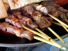 Cop sis kebabs of which the region of Soke on the Aegean coast is famous for