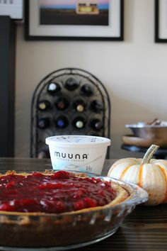 We all love the combination of cranberry sauce with turkey, but what about cranberry sauce for dessert? Try this delicious Cranberry Cottage Cheesecake featuring Muuna cottage cheese and you won't be disappointed! To find Muuna cottage cheese near you, click here: http://muuna.com/find-us.html