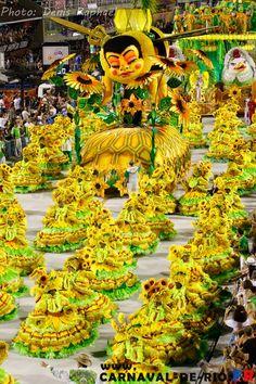 Défilé des écoles championnes (2016) | Carnaval de Rio