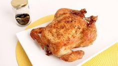 Truffle Salted Roasted Chicken Recipe - Laura in the Kitchen - Internet Cooking Show Starring Laura Vitale
