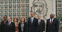 5 Reasons Obama Should Be Ashamed To Take A Photo In Front Of A Che Guevara Memorial