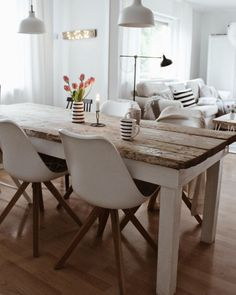 Perfect Live, Dinning Table, Decoration, Interior, Living Rooms, Furniture, Tables, Home Decor, Tips