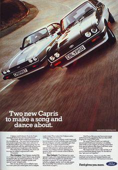 nice vintage auto advertisement