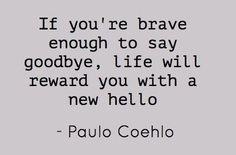 Goodbye / Hello