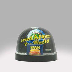 Snow Globe Kit, Diy Snow Globe, Spam Can, Vintage Snow Globes, Kimbap, Canning, Presents, Eggs, Lovers