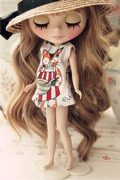 custom blythe | Flickr - Photo Sharing!