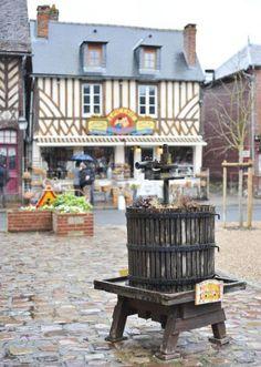 Beuvron-en-Auge ~ Calvados - Normandie - France