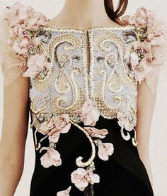 Inspiring fashion designs full of personality and high-end details. | More at Luxxu Blog