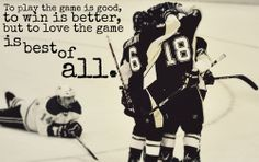 tumblr hockey | love of the game on Tumblr
