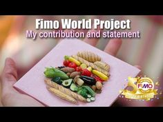 Fimo 50 years World Project // My Contribution and Art Statement