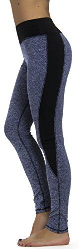 Prolific Health Power Yoga Flex Pants Leggings Womens Fitness Workout Running By Prolific Health