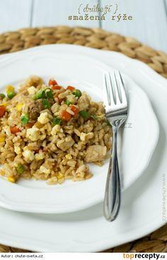 Drůbeží smažená rýže