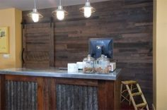 34 Best BAR IDEAS images | Bars for home, Corrugated metal ...