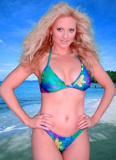 Hawaiian Molokai Thong Bikini Bottom Jackie's Boutique. $60.00