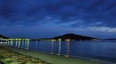 15 Sept. 5:29 夜明け前の福岡市西区今津漁港付近です。 before dawn ( Morning Now at Hakata bay in Japan )