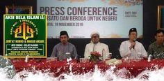 """Dilarang Kapolri GNPF MUI Tetap Aksi 2 Desember: """"Kapolri tidak usah pusing. Ahok ditahan kita tidak aksi"""""""