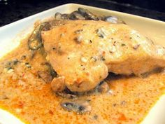 Worlds Best Recipes: The Most Delicious Crockpot Mushroom Chicken Ever. And I mean ever. So click the photo for this oh so delicious recipe. The chicken and the sauce is just perfect.