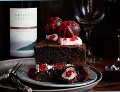 Red Wine Chocolate Covered CherriesReally nice recipes. Every hour. Show me what you cooked!
